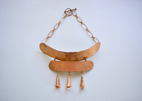 Sonambulo: Martillo Cone Necklace