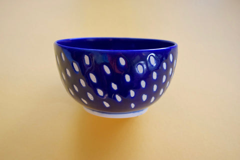 Small Spells: Indigo Dashes Bowl