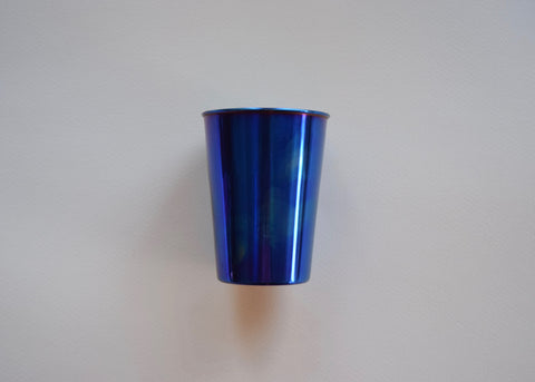 Onyx Containers: Blue Tumbler