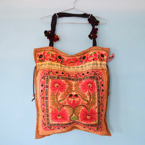 Giant Thai Embroidered Bag