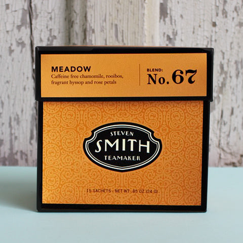 Smith Tea: Meadow (Egyptian Chamomile)