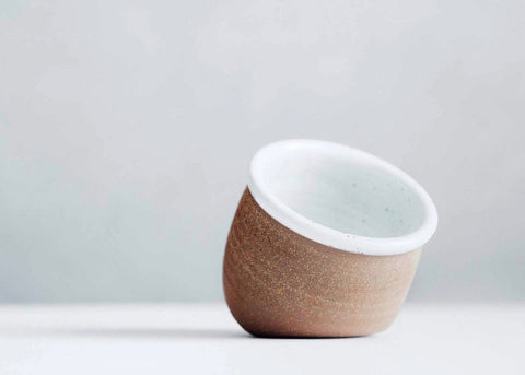 Sawyer Ceramics: Salt Cellar