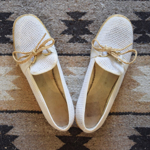 Mesh Summer Loafers