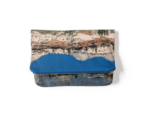 Lee Coren: California Foldover Clutch
