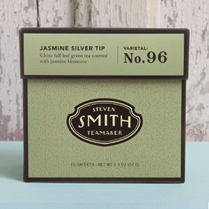 Smith Tea: Jasmine Sliver Tip