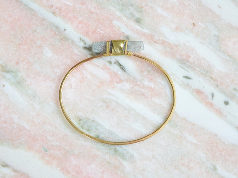 Is Was + Will Be:  Highwater Bangle