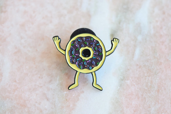 Valley Cruise: Donuts Pin