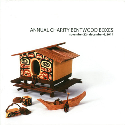Charity Bentwood Boxes 2014 - Book