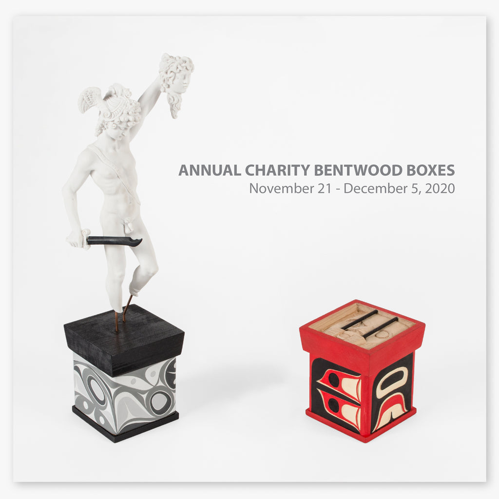 Charity Bentwood Boxes 2020 - Book