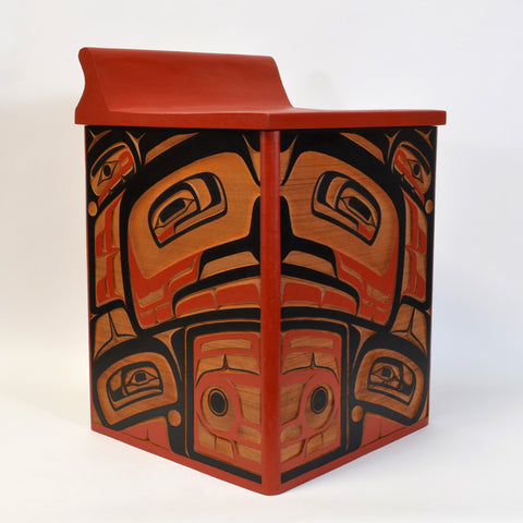 Sea Bear - Bentwood Box