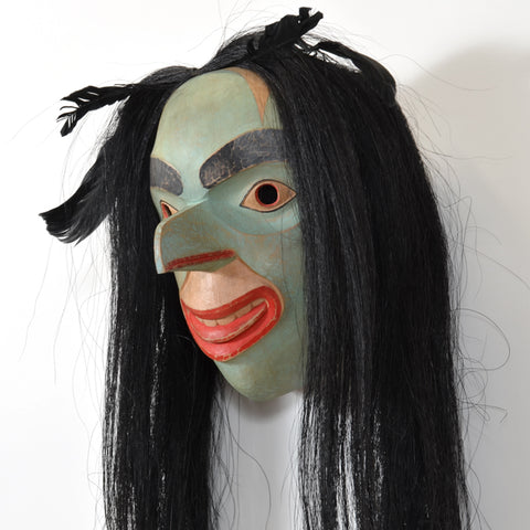 Nankilslas - Red Cedar Mask