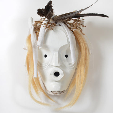 Pookmis - Red Cedar Mask