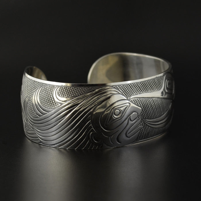 A Beautiful Life - Silver Bracelet