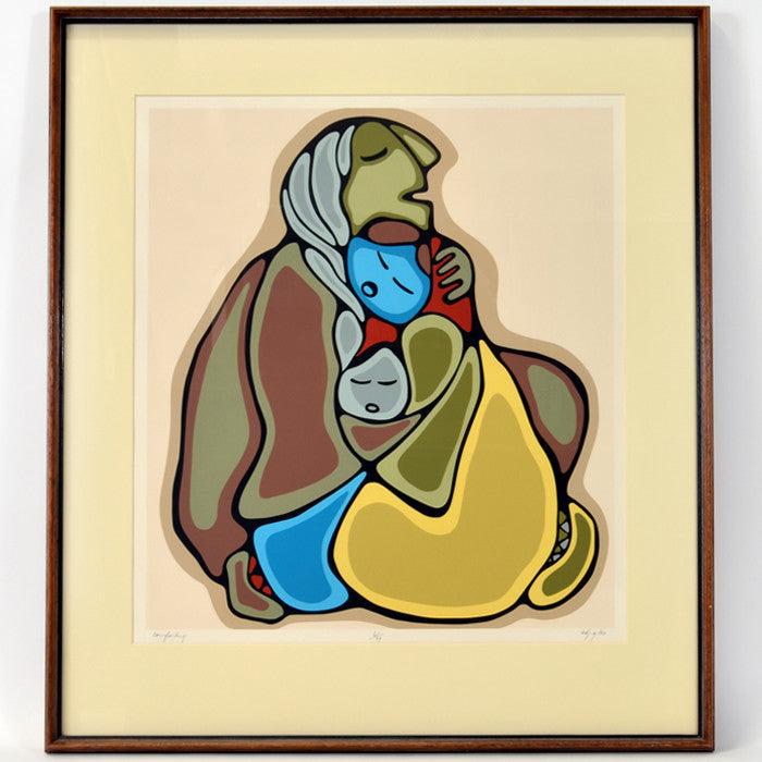 Comforting - Limited Edition Print