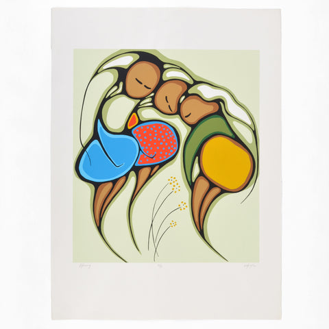Spring - Limited Edition Print