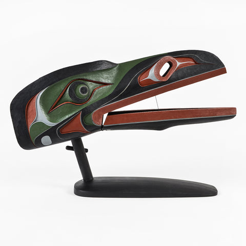 Raven - Red Cedar Headdress