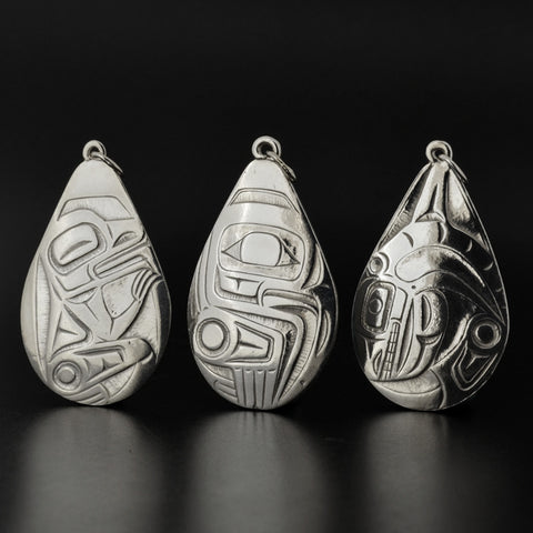 Various - Silver Pendants