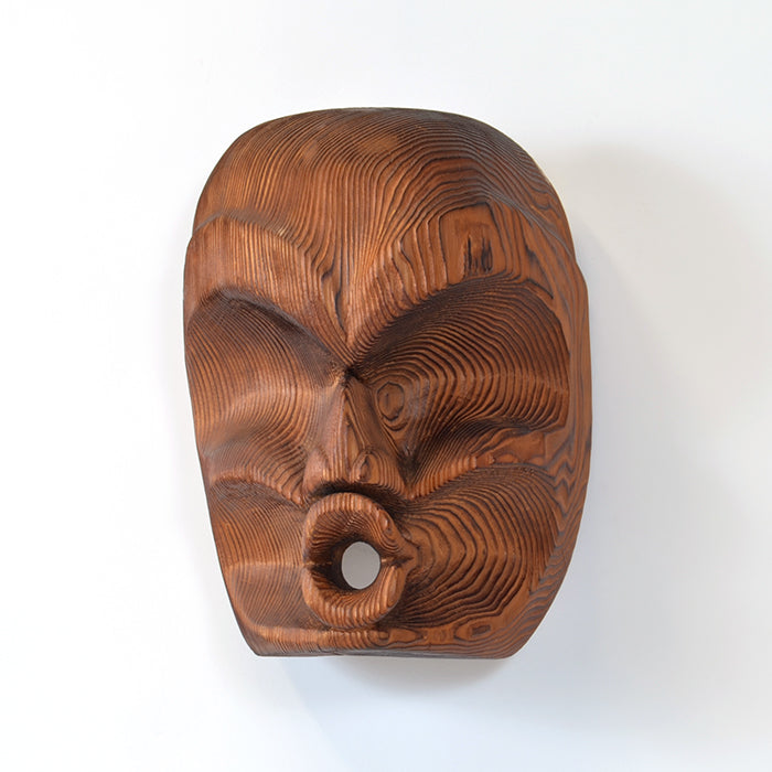 Dsonakwa - Red Cedar Mask