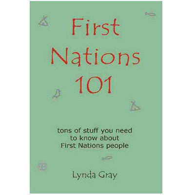 First Nations 101 - Book