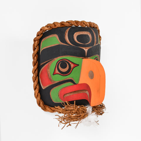 Eagle - Red Cedar Mask