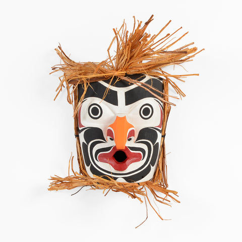 Grouse - Red Cedar Mask