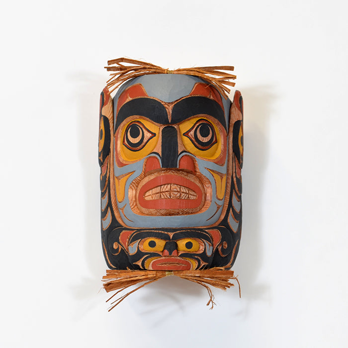 Komokwa/Sisiutl - Red Cedar Mask