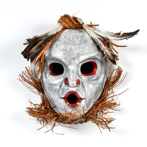 Pugwis - Red Cedar Mask