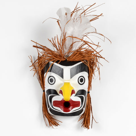 Grouse - Yellow Cedar Mask