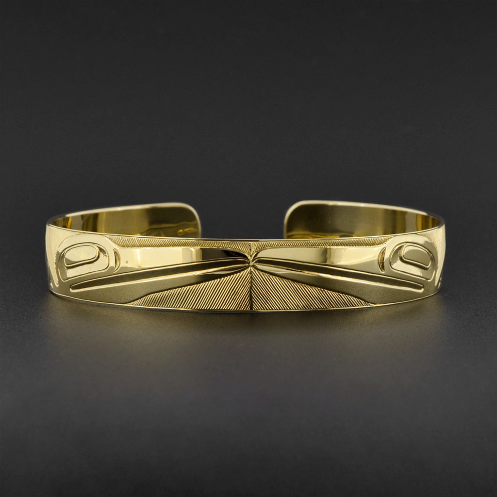 Hummingbirds - 14k Gold Bracelet
