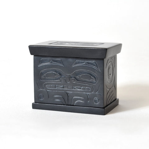 Bear - Argillite Box