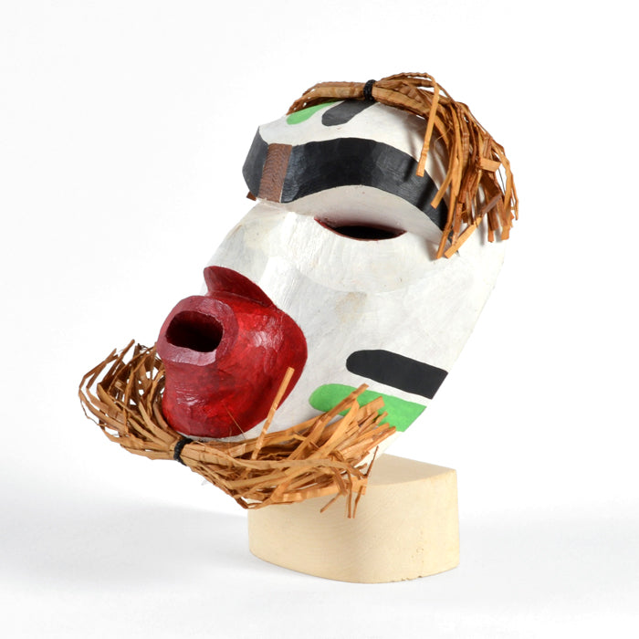 Ghost - Red Cedar Mask