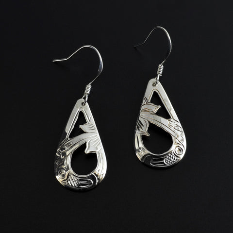 Various Designs - Silver Earrings