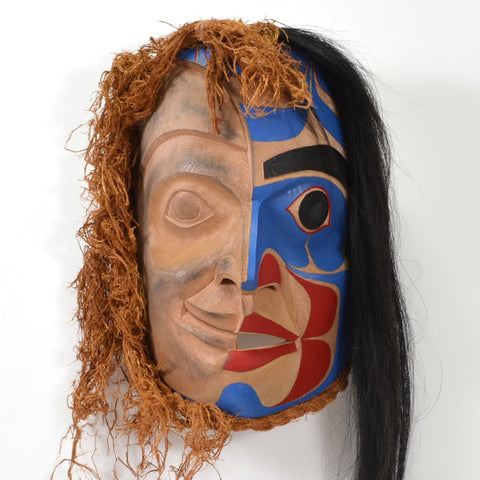 Natural Beauty - Red Cedar Mask