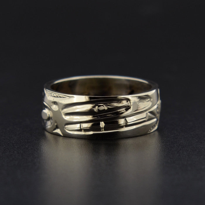 Killerwhale - 14k Gold Ring