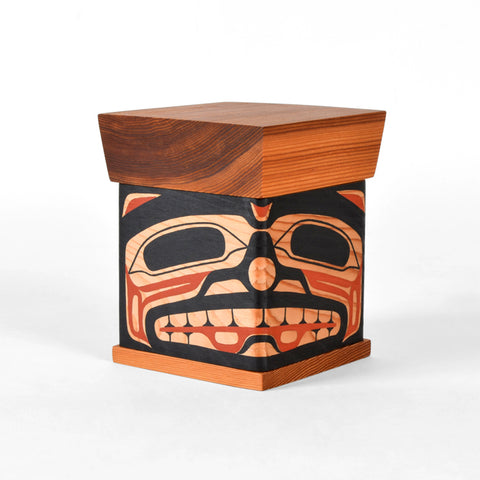 Bear - Bentwood Box