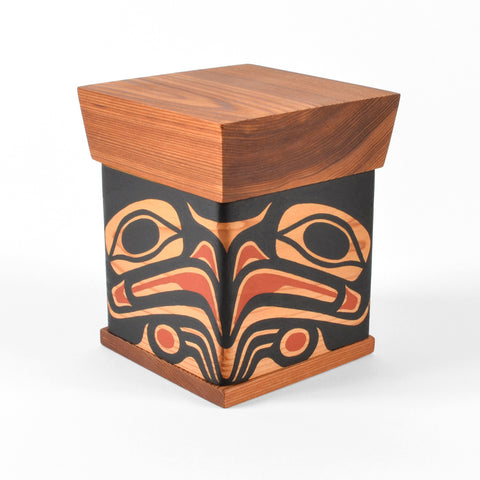 Eagle - Red Cedar Bentwood Box