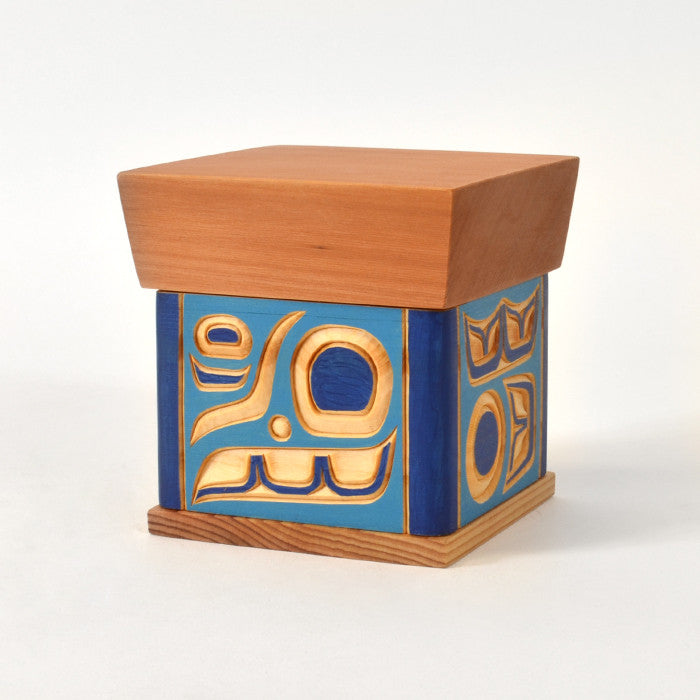 Hummingbird - Bentwood Box