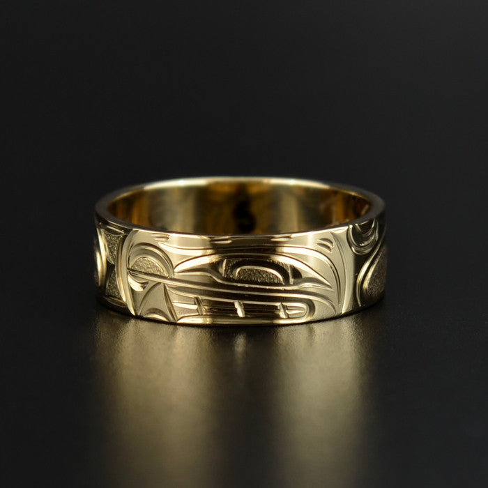 Orca - 14k Gold Ring