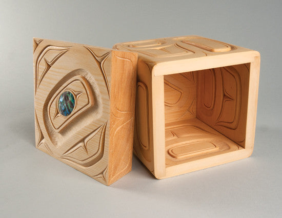 Thinking Inside the Box - Bentwood Box