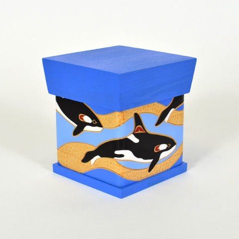 Orcas - Bentwood Box