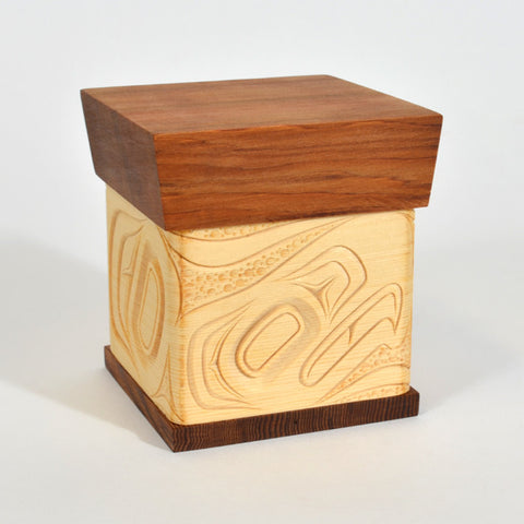 Eagle - Bentwood Box