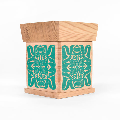 Frogs - Bentwood Box
