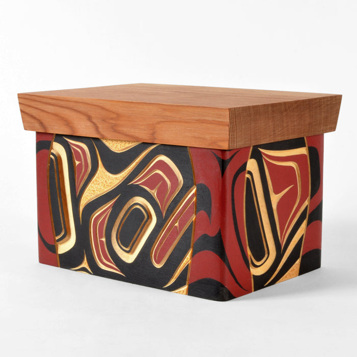 Eagle - Bentwood Chest