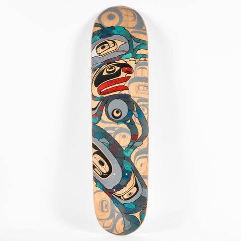 Otter Woman - Skate Deck