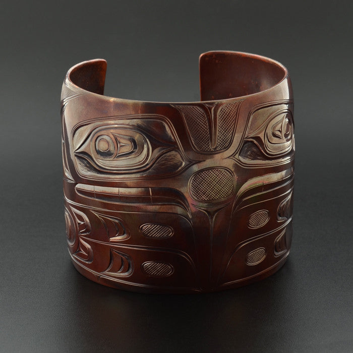 Thunderbird - Copper Bracelet