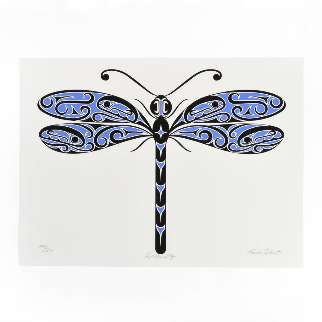 Dragonfly - Limited Edition Print
