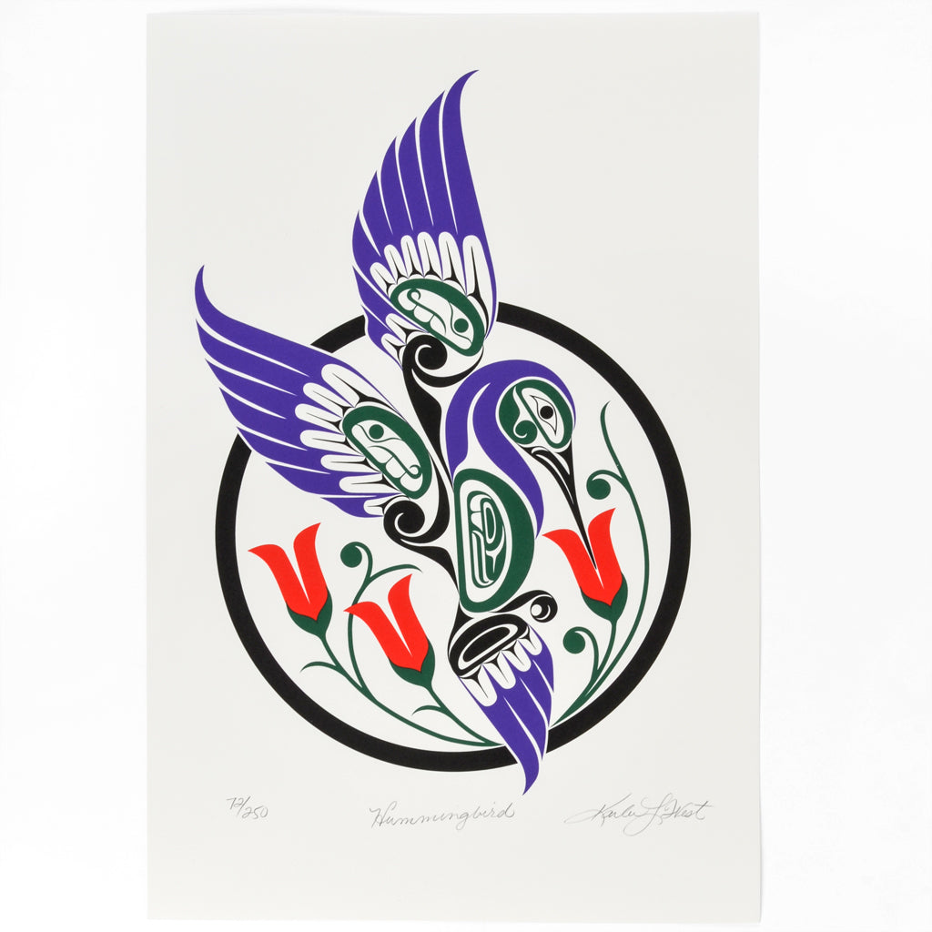Hummingbird - Limited Edition Print