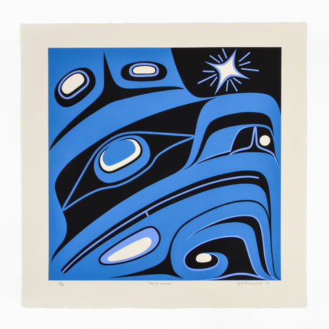 Haida Eagle - Limited Edition Print