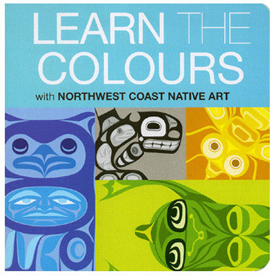 Learn the Colours - Book