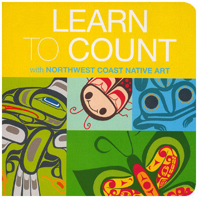 Learn to Count - Book